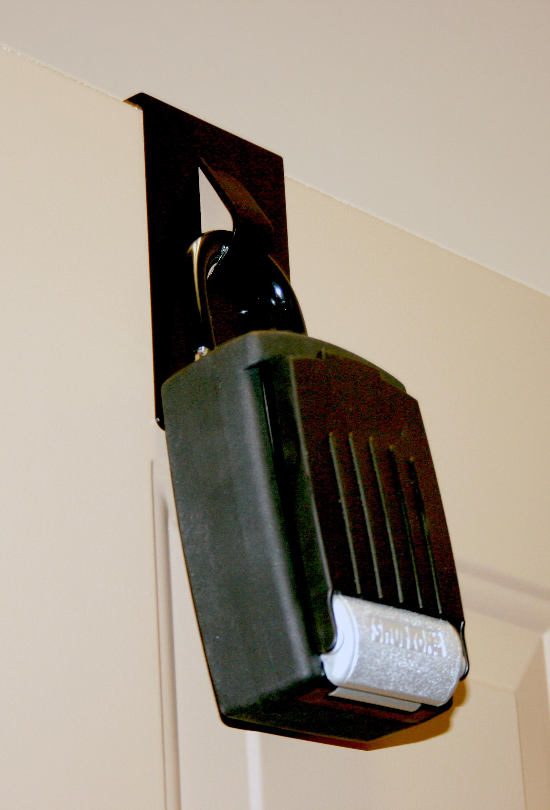 Over The Door 3 Tier Bathroom Towel Bar Rack Chrome W: Keys Storage, Key Storage,key Storages, Key Storage